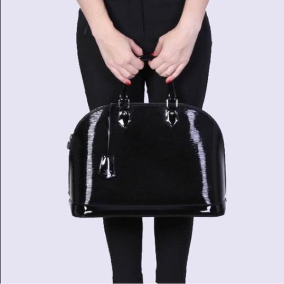 Louis Vuitton Handbags - ✨LAST CHANCE✨ LV Noir Electric Epi Alma GM 698ce9a0a8b6d